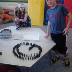domino play in Community Child Care Center School Aged Programs