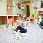 toddler room at Community Child Care Center