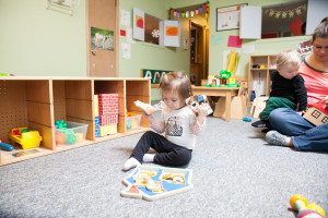 Value of Play helps children learn at Community Child Care Center