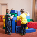 children play at Community Child Care Center