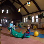 children play in Community Child Care Center Preschool Program