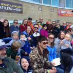 Community Child Care Center families attend baseball game
